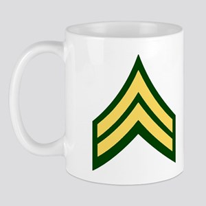 8th Infantry Division<BR> 11 Ounce Mug 3